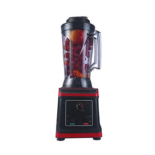 Kitchen Mixer Household Automatic Heating High Speed Blender Intelligent Grain Juicer Machine for Milkshake, Fruit Vegetables Drinks, Ice,Smoothie 2L