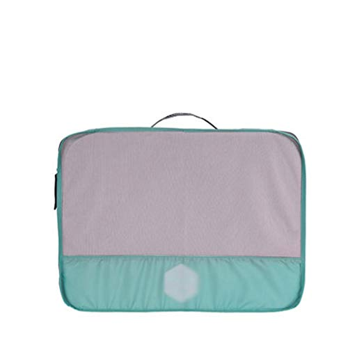 Travel compression bags Travel Storage Bags for Clothes - Compression Bags for Travel Save Space in Your Luggage Accessories Best Packing Cubes Set Travel Luggage Organizers Suitcase Lightweight Acces