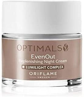 Oriflame Optimal Even Out Nigth Cream SPF20, 50 g