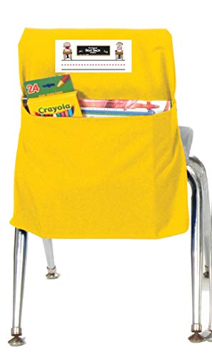Seat Sack 40112 Storage Pocket, Grade Pre K, 12
