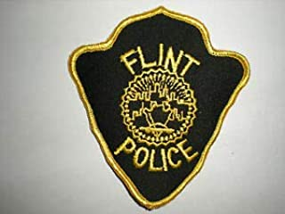 Flint, Michigan Police Department Patch by HighQ Store
