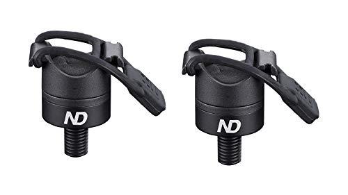 New Direction Tackle 2 x magnetische Butt Rest P8 für Karpfenangeln, 2 Stück