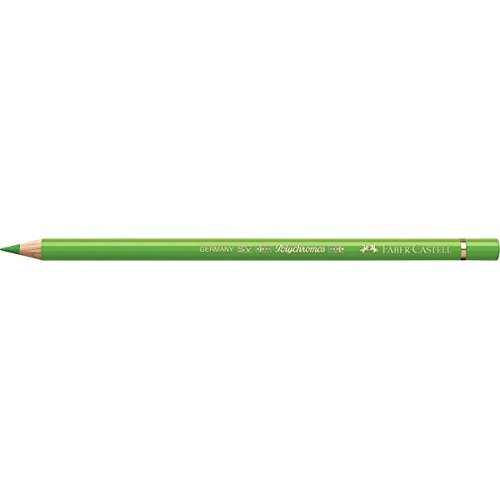 Faber-Castell Polychromos Artists' Single Pencil - Colour 166 Grass Green
