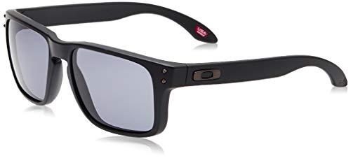 Ray-Ban Herren 0OJ9007 Sonnenbrille, Braun (Matte Black), 53