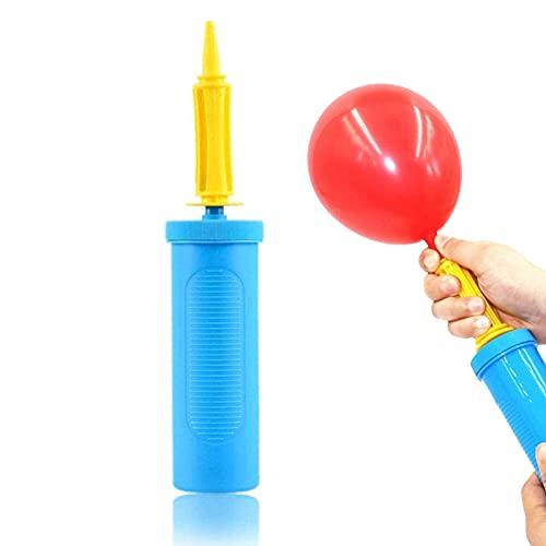 1Pezzi Pompa Palloncini,Balloon Pompa Gonfiatore della Pompa, Hand Held Aria Pompa,Pompe a Palloncino per palloni e Palle, per Party o Eventi
