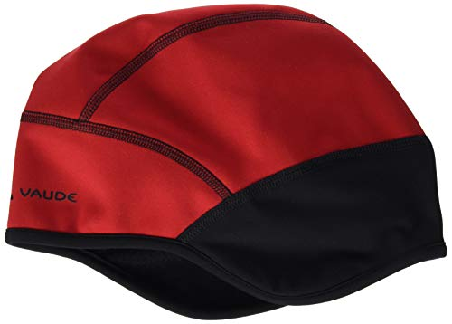 VAUDE Bike Windproof Casquettes III Unisex Mixte Adulte, Indian Red, FR : S (Taille Fabricant : S)