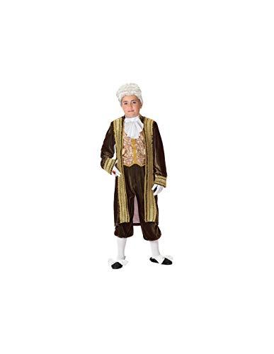 DISBACANAL Disfraz de marqus Infantil - -, 12 aos
