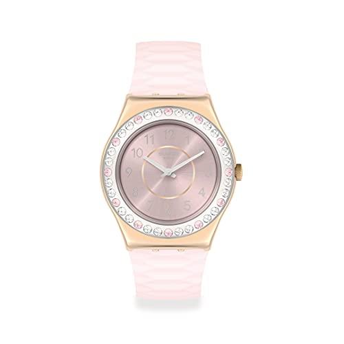 Reloj Swatch Irony Medium YLG147 Golden Rosaline