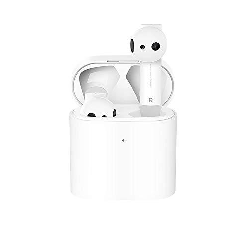 Gooplayer for Xiaomi Air 2 Auriculares Bluetooth Mi Bluetooth 5.0 TWS Auriculares binaurales Dual ENC Mic LHDC Auriculares inalámbricos Verdaderos AirDots Pro 2