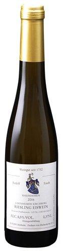 ウーデンハイマー キルヒベルク リースリング アイスヴァイン(Udenheimer Kirchberg RI) 2016 ルドルフ・ファウス 白ワイン ドイツ 375ml