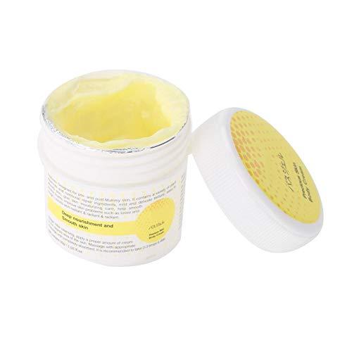 Dehnungsstreifen-Creme, Creme zur Entfernung verdünnender Narben bei Körpermustern, postpartale Adipositas-Schwangerschafts-Narben-Reparatur-Massagecreme, 30 g