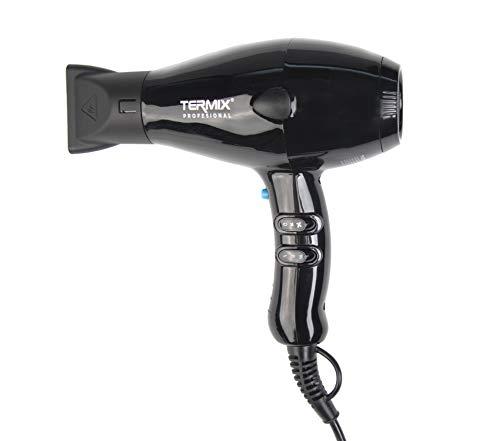 Termix compacto Profesional 4300- Secador de pelo Con 3 niveles de temperatura, ligero y manejable- Con2 boquillas de diferentes tamaños