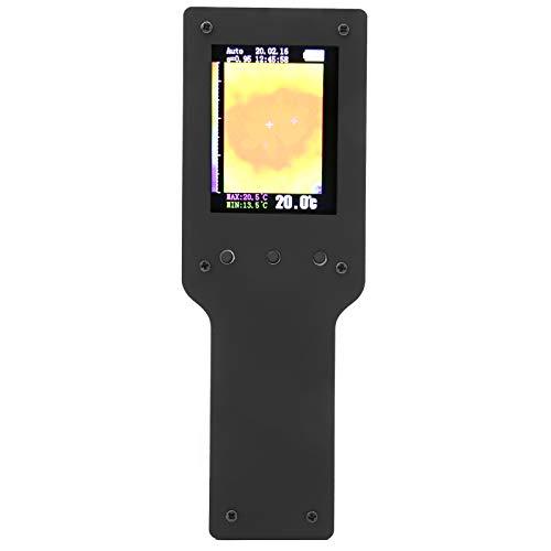 Cámara termográfica infrarroja de mano, pantalla LCD Cámara de imágenes infrarrojas de 2,4 pulgadas MLX90640 Computadora conectada por USB para la ciencia de la industria