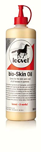 Leovet Bio-Skin Öl Pferde Pferd Pferdepflege & Erste Hilfe -, 500 ML