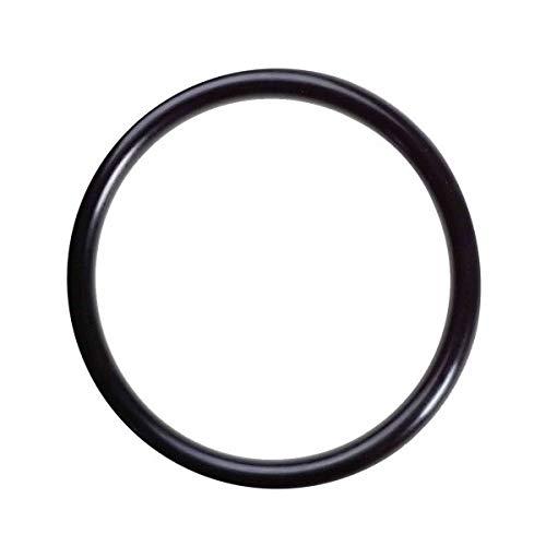 EUR Seals OR80X2.5V75 Viton 75 Shore Black O-Ring Dia 80.00mm x 2.50mm 50 Pack