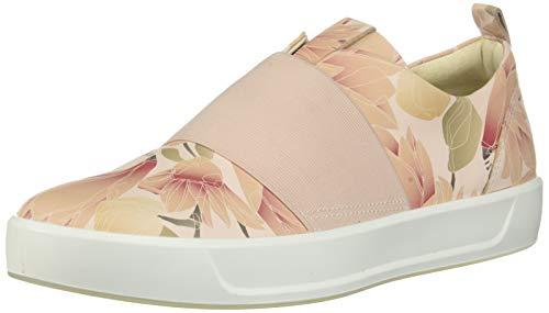 ECCO Soft 8 Band Womens Casual Shoes 38 EU Rosenstaub