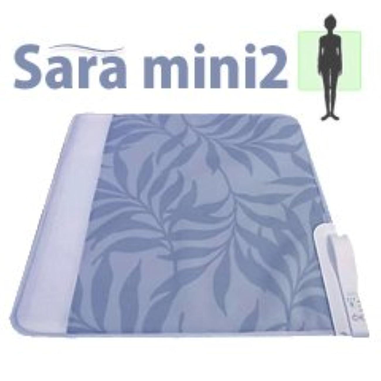 論理的にモチーフ全国エアコンマット サーラ SARA ミニ2【風通る敷きパッド サラ mini2 2515-078】