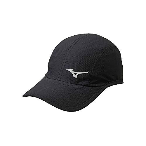 Mizuno Unisex's DryLite Cap, Black, NS