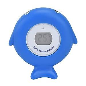Termometro, Termometro da vasca Termometro da bagno a forma di pesce per vasche da bagno, piscine, ecc