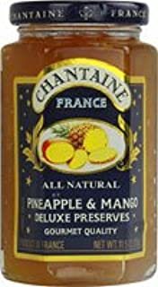 St. Dalfour Chantaine Deluxe Preserves All Natural Pineapple & Mango -- 11.5 oz
