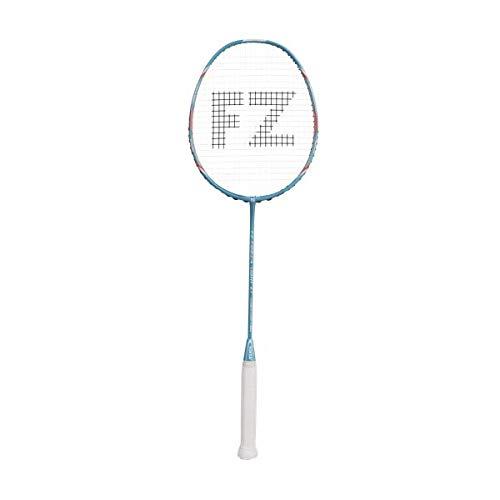 FZ Forza - Badmintonschläger Light 4.1 - leichtes Racket für top Handling - 100% Graphite Racket - blau/orange