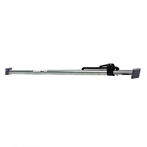US Cargo Control Round Tube Load Bar - Adjustable from 89.75 Inches to 104.5 Inches - Great for Use in Semi Trailer and Enclosed Van Trailers - Not for Use in Pickup Truck or SUV