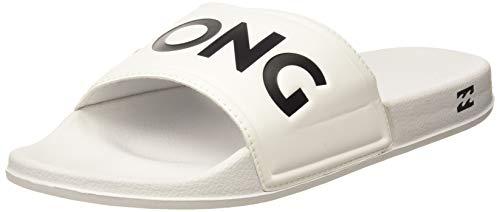 Billabong Women's Beach & Pool Shoes, White White 10, 3.5 UK