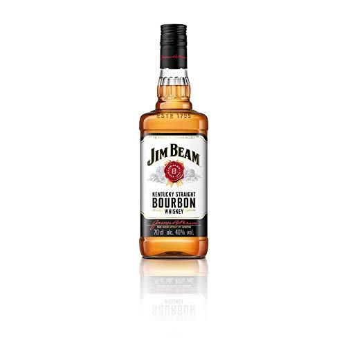 Jim Beam White Kentucky Straight Bourbon Whiskey (1 x 0.7l)