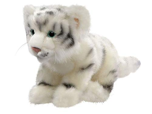 Carl Dick Peluche - Tigre Blanco (Felpa, 25cm) [Juguete] 3109005