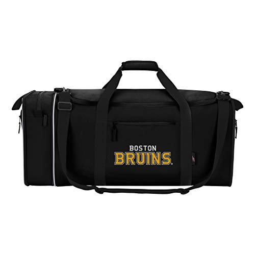 NHL Boston Bruins Duffel, 71,1 x 27,9 x 30,5 cm