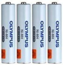 OLYMPUS AAA nickel-metal hydride rechargeable pack battery 4 新色追加して再販 pc ギフ_包装