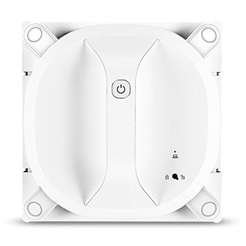 Best Buy! BuBu-Fu Robot Window Cleaner, The Latest in 2019 The 4500pa Wireless Window Cleaning Robot...