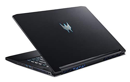 Acer Predator Triton 500 PT515-52-77P9 Gaming Laptop, Intel Core i7-10750H, NVIDIA GeForce RTX 2080 Super, 15.6
