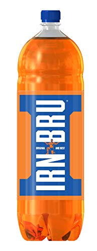 Barr IRN BRU 4x 2 Liter (8000ml) - schottisches Nationalgetränk