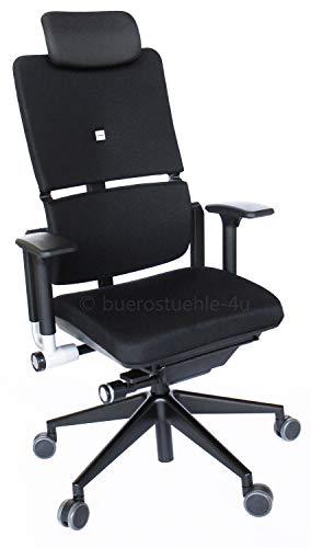 Bürostuhl Please mit Kopfstütze von Steelcase