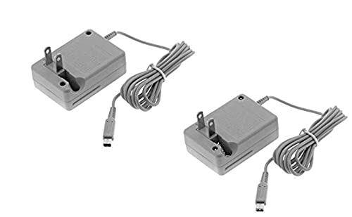 Video Game Accessories Nintendo 2DS FTR-001 Compatible WAP-002 Battery Charger AC Adapter LOT of 2