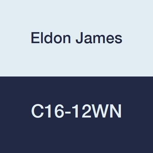 Eldon James Finally resale 5 popular start C16-12WN Industrial White Nylon 1 Reduction Coupler