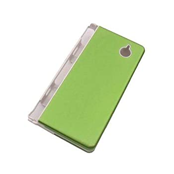 OSTENT Aluminum Hard Game Case Cover Skin Protector Compatible for Nintendo NDSi Color Green