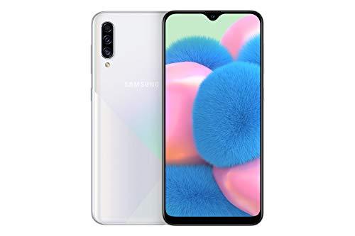 Samsung Galaxy A30S A307G/DS 64GB Dual SIM Phone w/Triple (25MP+8MP+5MP) Camera - GSM Only, No CDMA International Version