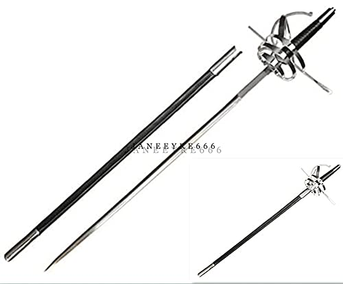 クラシカルレイピア◆模造刀 西洋刀剣 西洋剣 西洋刀 コスプレ 演劇用 サーベル アニメ