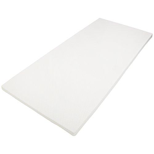 Dailydream Viscoelastische Matratzenauflagen Deluxe mit Memory Foam Effekt (90x200x5cm)