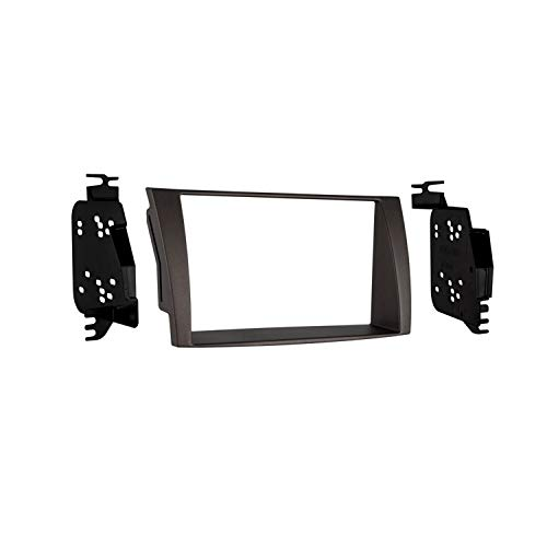 Metra 95-7333 Double DIN Installation Dash Kit for Select 2009-Up Hyundai Vehicles