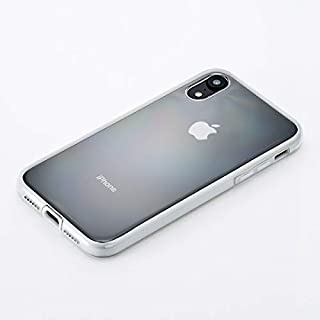 Air jacket Shockproof for iPhone XR (ホワイト)