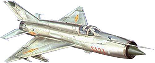 セマー 1/72 ロシア軍 ミグMiG-21MF フィッシュベッドJ戦闘機 ベトナム戦争 プラモデル SME72925