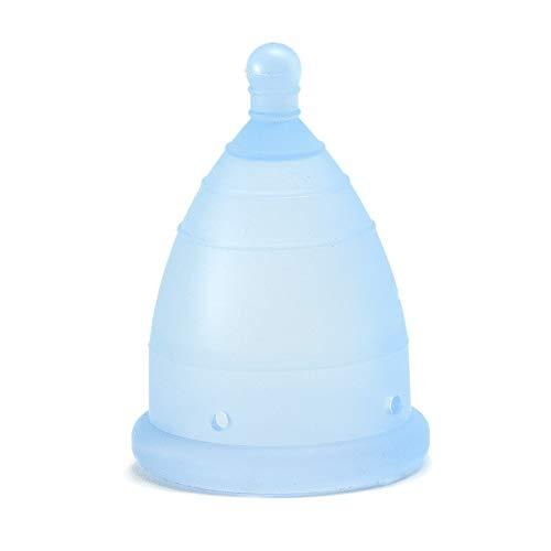 MonthlyCup - Menstruationskappe - Mini (15ml) MonthlyCup Mini - Farbauswahl: Blau