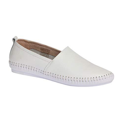 Victoria Schwarzer Comfort Slipper 7802 White (39)