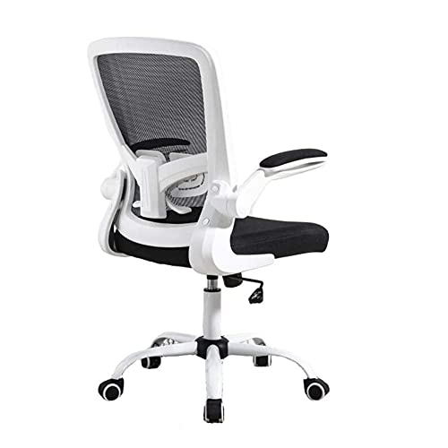 n.g. Living Room Accessories Leisure Chairs Office Chair Mesh High Back Office Supplies Multifunction Adjustable Height Swivel Desk Chair Durable Strong