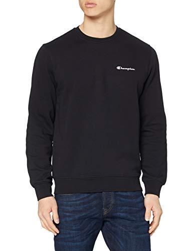 Champion Homme - Sweatshirt Classic Small Logo - Noir, S