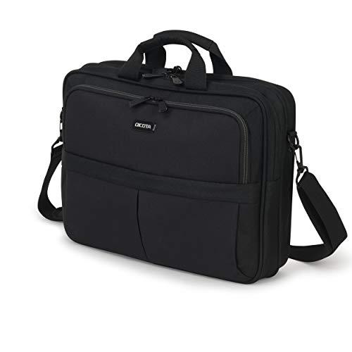 Dicota D31440 Top Traveller Scale Laptoptasche Schwarz, einheitsgröße