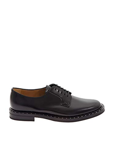 Moda De Lujo   Church's Mujer DE00759SNF0AAB Negro Cuero Zapatos De Cordones   Otoño-Invierno 20